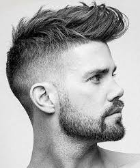 difference between tapered and straight haircut fade haircut for handsome men