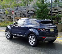range rover evoque rear test drive 2012 range rover evoque u2013 our auto expert