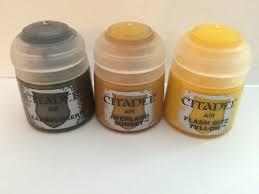 citadel air paints review u2013 heresy in a pot