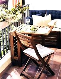small balcony table and chairs small space patio furniture rinka info