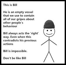 Be Like Bill Smarmy Stick Figure Meme Takes Over - be like bill meme like best of the funny meme