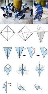 25 paper birds ideas diy 3d decoupage