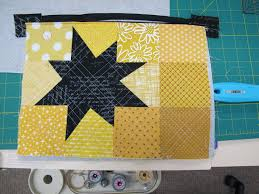 star student zipper bag simply color yellow blog stitchin u0027 post