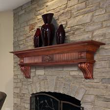 hartford wood mantel shelves fireplace mantel shelf floating
