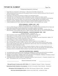 Lowes Resume Example by Tiffany Clement Resume