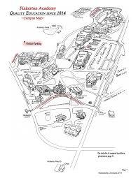 Vt Campus Map Map