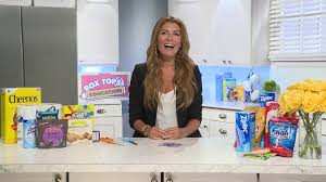 hgtv star genevieve gorder on box tops for education u0027trading