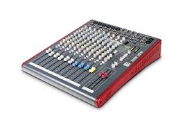 Best Small Mixing Desk Zed 12fx Allen Heath