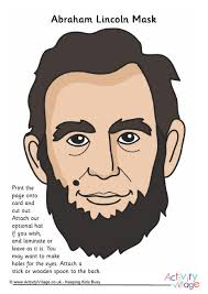 abraham lincoln worksheet