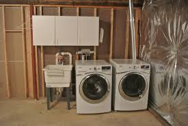 how to install a laundry sink how to install a basement utility sink cluber