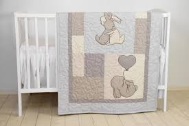 rabbit crib bedding fantastic rabbit crib bedding nursery uk set stock photos hd