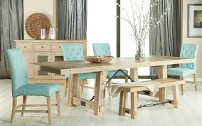 Extendable Dining Table With Bench Carter Extension Dining Table