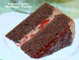 chocolate strawberry torte recipes food and cooking