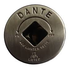 amazon com dante products fp gv ptr pewter floor plate for dante