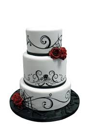 Simple Halloween Cake Ideas Wedding Cakes Simple Gothic Wedding Cakes The Amazing Unique