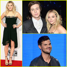 justin bieber and chlo grace moretz dating what if chloe moretz nick robinson make waves at amas 2015 with taylor