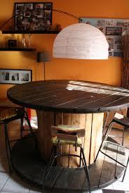 touret bois deco tutoriel touret u003d table de salle à manger femme2decotv