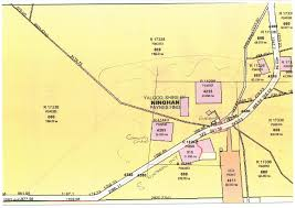 Australian Outback Map Paynes Find Shire Of Yalgoo