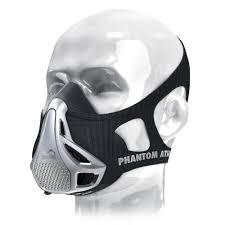 silver mask phantom athletics mask silver progenix