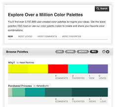 10 color inspiration secrets only designers know about u2013 learn