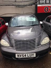 chrysler pt cruiser sport 2004 long mot in sheffield south