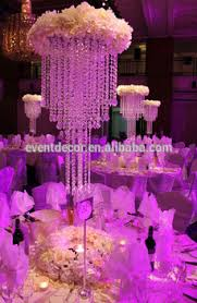 centerpieces for weddings large table top chandelier flower stands centerpieces for