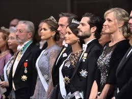swedish royal family at nobel prize 2015
