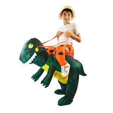 inflatable dinosaur t rex fancy dress costume unique design