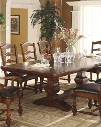 trestle dining room tables winners only dining room furniture