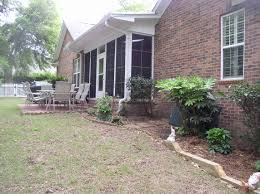 Large Paver Patio by Beautiful Landscaping For The Myrtle Beach And Murrells Inlet Area
