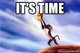 Lion King Meme Maker - it s time lion king simba meme generator
