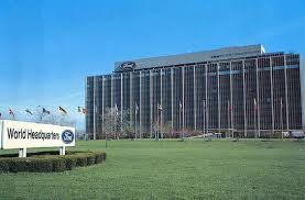 ford corporate the glass house ford headquarters cityscape 2 detroit