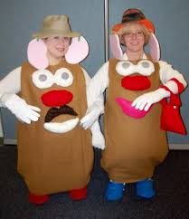 Potato Head Halloween Costumes Drs Foster U0026 Smith Spook Tacular Employees