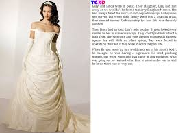 wedding dress captions may i present nyssa the debutante she has emerged from the