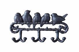 bird hooks home decor bird decorative wall hooks