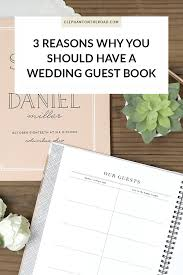 3 reasons why you should have a wedding guest book elephant on