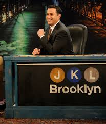 David Letterman Desk Charitybuzz Own Jimmy Kimmel Live U0027s Brooklyn Themed Desk Signed