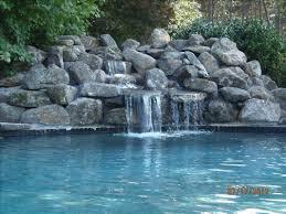 Aquascapes Pools Swimming Pool Waterfall Amazing Aquascapes