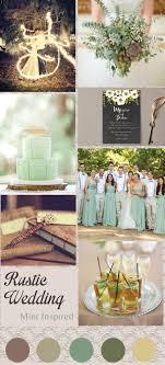 rustic wedding theme mint inspired rustic wedding theme vow pilotonline