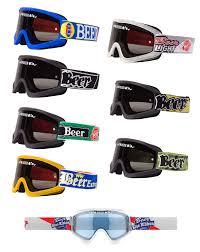beer motocross goggles beer optics goggles mx atv motocross dirt bike dry beer