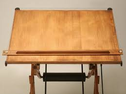 Large Drafting Table Vintage Drafting Table Large Montserrat Home Design Going To