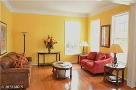 home design with yellow walls can i have a blue accent wall with this yellow
