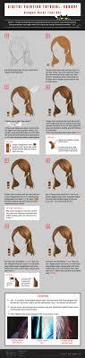 tutorial rambut rambut explore rambut on deviantart