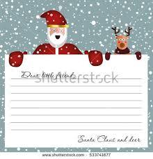 santa letter stock images royalty free images u0026 vectors