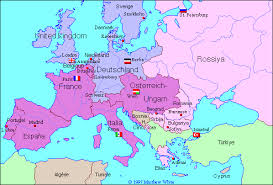 map or europe map europe in 1900