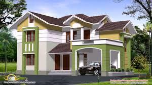 4 bedroom house plans 2 story in kerala youtube luxamcc
