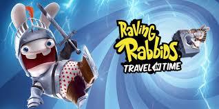 raving rabbids travel wii games nintendo