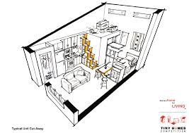 What Does 500 Square Feet Look Like How Tiny Houses Can Help Serve Chicago U0027s Homeless Youth Curbed