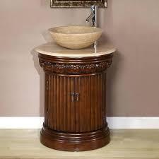 24 Bathroom Vanity With Top 24 Bathroom Vanity Single Sink Cabinet Chestnut