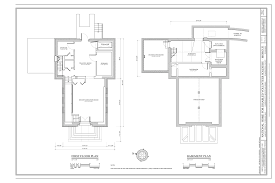 file basement and first floor plans national home for disabled